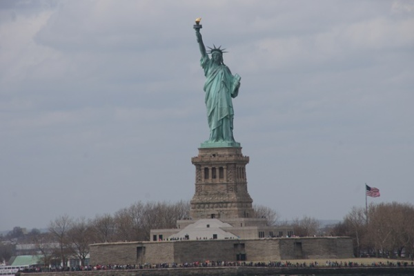 <b>Statue of Liberty</b> <br/> Statue of Liberty