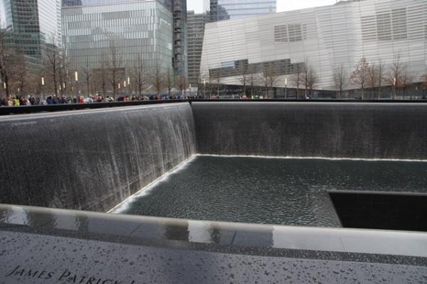 <b>Ground Zero Memorial</b> <br/> Ground Zero Memorial