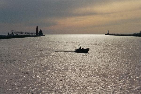 <b>Lake Michigan</b> <br/> Lake Michigan